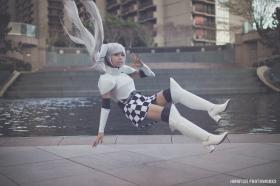 Miss Monochrome from Miss Monochrome: The Animation