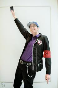Junpei from Persona 3 worn by Narrendor