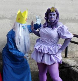 Lumpy Space Princess from Adventure Time with Finn and Jake