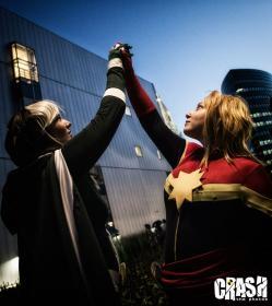 Captain Marvel from Marvel Comics