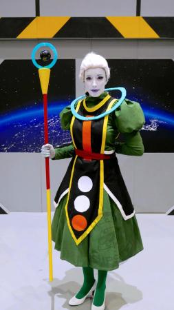 Vados from Dragon Ball Super