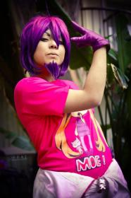Mephisto Pheles from Blue Exorcist worn by Mai Chan