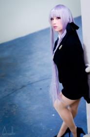 Kyouko Kirigiri from Super Dangan Ronpa 2