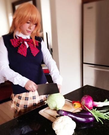 Erina Nakiri (Food Wars)  by Momoca