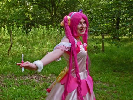 Cure Star (Star Twinkle Pretty Cure)  by Bstra-chan