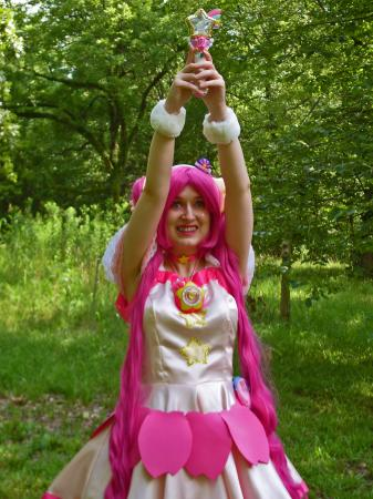 Cure Star from Star Twinkle Pretty Cure