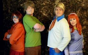 Velma Dinkley from Scooby Doo (Worn by Kelc)