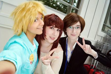Yoosung Kim from Mystic Messenger by smzeldarules