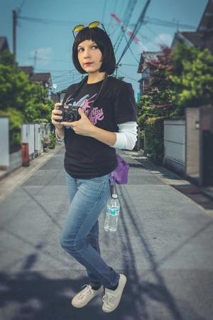 Ichiko Ohya from Persona 5