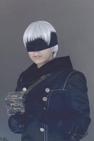YoRHa No. 9 Model S / 9S from NieR: Automata