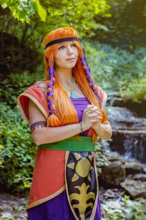 Leena from Chrono Cross
