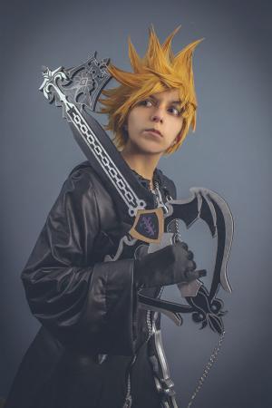 Roxas from Kingdom Hearts 358/2 Days