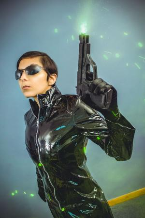 Trinity from Matrix, The