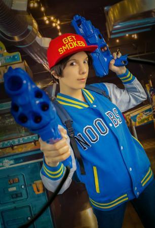 Shinya Oda from Persona 5