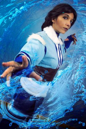 Katara from Avatar: The Last Airbender by smzeldarules