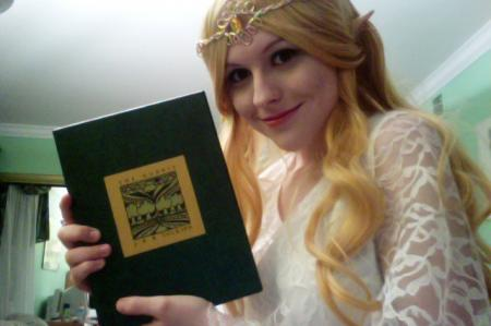 Galadriel (Lord of the Rings)  by jessterlady