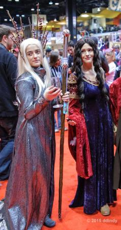 Arwen Undomiel (Lord of the Rings)  by jessterlady