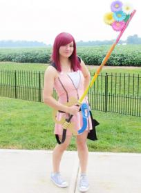 Kairi from Kingdom Hearts 2 worn by HungryHatterGal