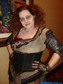 Mrs. Lovett from Sweeney Todd
