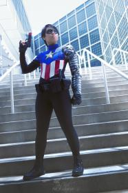 Bucky Barnes from Captain America