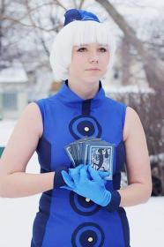 Elizabeth from Persona 3 (Worn by Gabriella Marie)