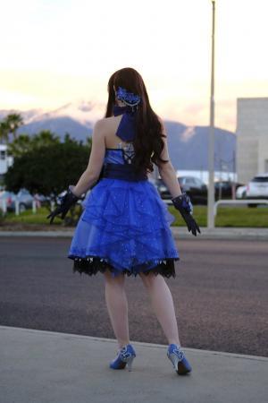 Rin Shibuya (iDOLM@STER Cinderella Girls)  by ChikkuPea