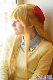 Minako Aino from Sailor Moon Crystal