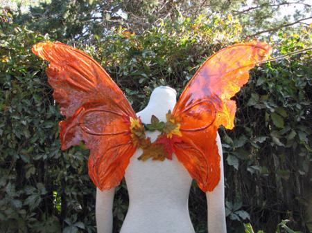October Faerie Wings from Original:  Fantasy