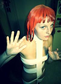 Leeloo from Fifth Element, The