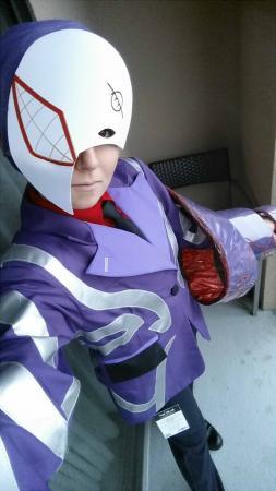 Shuu Tsukiyama from Tokyo Ghoul worn by RavenDarkness7