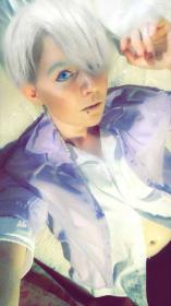 Victor Nikiforov from Yuri! on Ice worn by RavenDarkness7