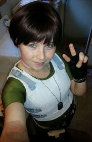 Rebecca Chambers from Resident Evil 0 worn by KiingCannibal