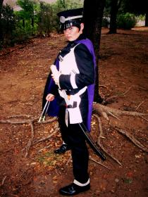 Raidou Kuzunoha from Shin Megami Tensei: Devil Summoner