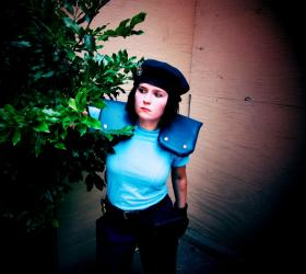 Jill Valentine from Resident Evil worn by KiingCannibal