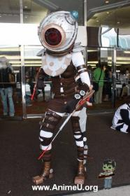 Big Sister from Bioshock 2 worn by KiingCannibal