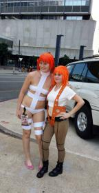 Leeloo from Fifth Element, The worn by KiingCannibal