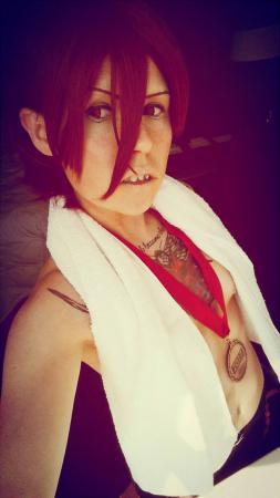 Rin Matsuoka from Free! - Iwatobi Swim Club worn by KiingCannibal