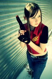 Claire Redfield from Resident Evil: Darkside Chronicles worn by KiingCannibal