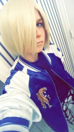 Yuri Plisetsky from Yuri! on Ice