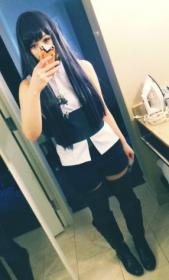 Hinata Hyuuga from Naruto Shippūden worn by Crowkidd