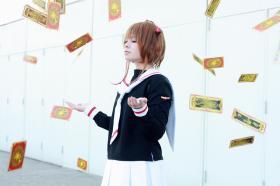Sakura Kinomoto from Cardcaptor Sakura worn by Crowkidd