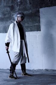 Gintoki Sakata from Gintama worn by Crowkidd