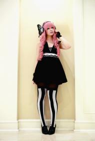 Megurine Luka from Vocaloid 2 worn by Crowkidd