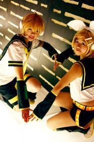 Kagamine Len from Vocaloid 2 worn by Crowkidd