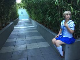 Yuuko from Nichijou