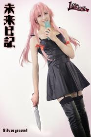 Yuno Gasai from Future Diary worn by Lilitherz
