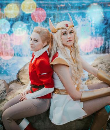 Adora from She-Ra and the Princesses of Power