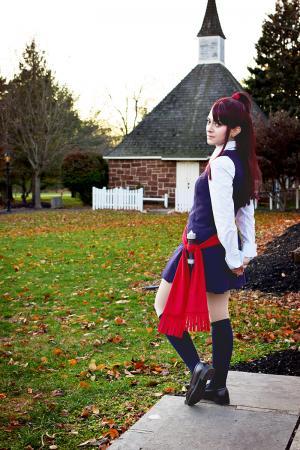 Akko Kagari from Little Witch Academia