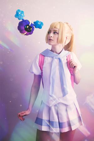 Lillie from Pokemon