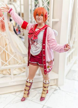 Rin Hoshizora from Love Live!
